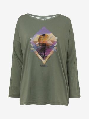 Tričko O´Neill Lw Kalani L/Slv T-Shirt Barevná