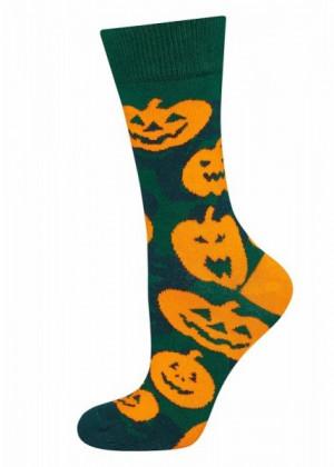 Soxo Good Stuff Halloween 6313 ponožky 35-40 černá
