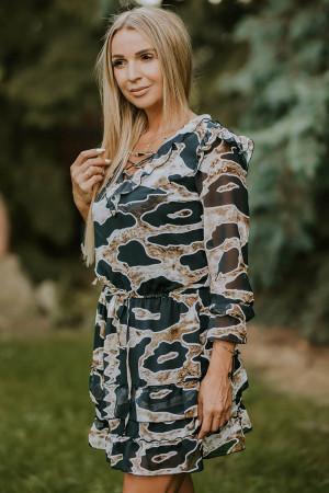 Společenské šaty  model 136701 Jersa