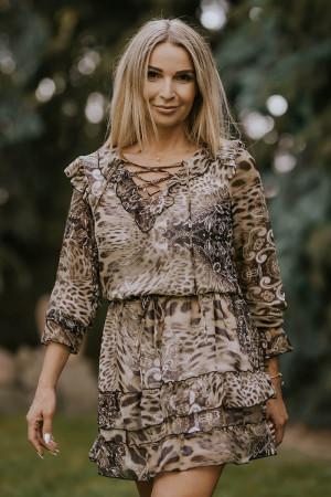 Společenské šaty  model 136702 Jersa