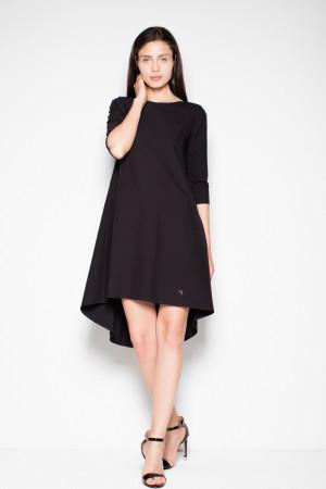 Dámské šaty VT073 - Venaton  černá