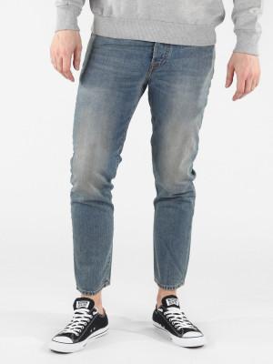 Džíny Diesel Mharky L.32 Pantaloni Modrá