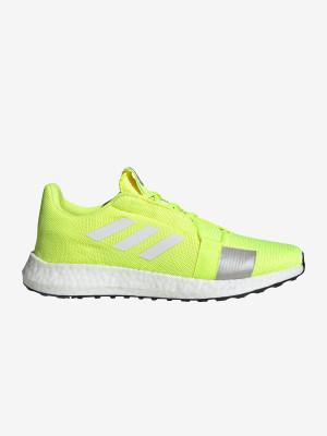 Boty adidas Performance Senseboost Go M Žlutá