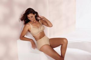 Podprsenka bez kostice Clara 5459 tělová 007 - Anita 100B tělová (007)