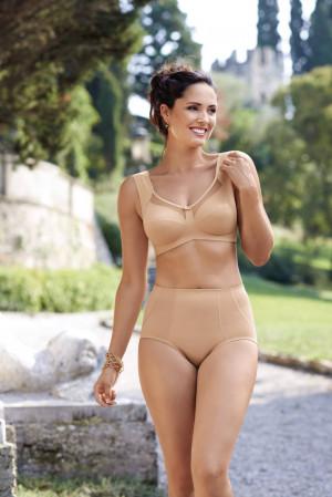 Podprsenka bez kostice Clara 5860 tělová 007 - Anita 100B tělová (007)