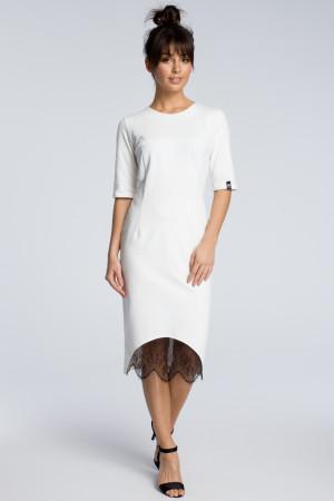 Dámské šaty B078 - BEwear tmavě šedá