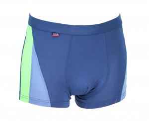 Pánské boxerky 600-049 - Moraj modro-zelená