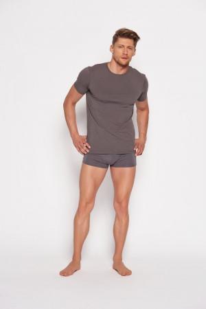 Pánské tričko 18731 Bosco grey šedá
