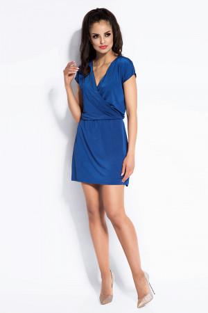 Dámské šaty Kira 109 - Dursi  královská modř
