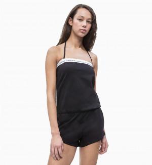 Overál KW0KW00713-094 černá - Calvin Klein černá