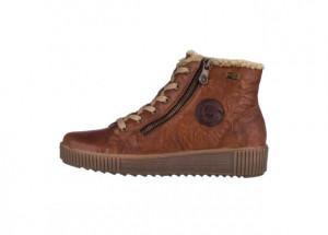 Kotníčková obuv REMONTE R7980-22