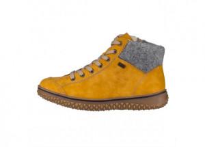 Kotníčková obuv RIEKER Z4243-68