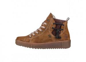 Kotníčková obuv RIEKER Y6423-23