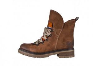 Kotníčková obuv RIEKER 70733-22