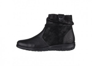 Kotníčková obuv RIEKER X0181-00