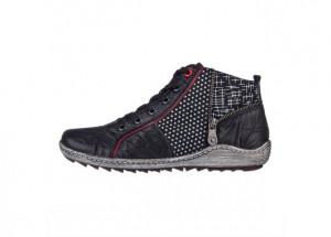 Kotníčková obuv REMONTE R1494-02