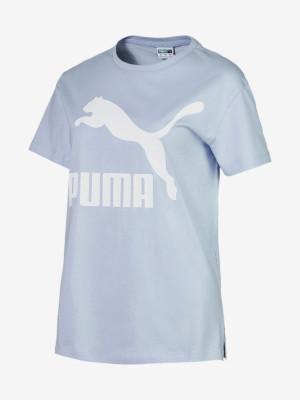 Tričko Puma Classics Logo Tee Barevná