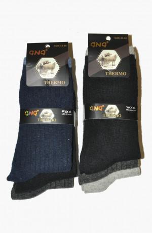 Pánské ponožky Ulpio GNG 1727 Thermo Wool A'3