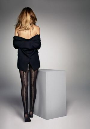 Dámské punčochové kalhoty BRIANNA 60 DEN  černá 4