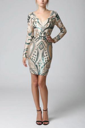 Krátké šaty  model 137630 YourNewStyle