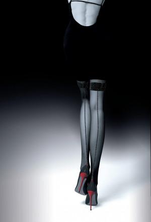 Dámské punčochové kalhoty Knittex Moonlight 20 den nero 2-S