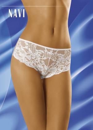 Dámské kalhotky Wolbar Navi S-XL bílá