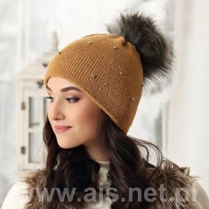 AJS 38-624 dámská čepice, 52-56 mix barva
