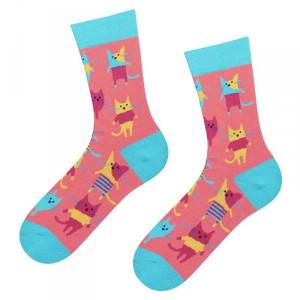Soxo 3139 Good Stuff Dámské ponožky 35-40 mátová