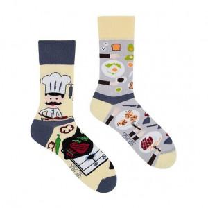 Spox Sox Kitchen socks Ponožky 40-43 vícebarevná