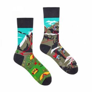 Spox Sox Hiking socks Ponožky 40-43 vícebarevná