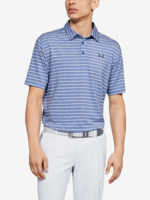 Tričko Under Armour Playoff Polo 2.0-Blu Modrá