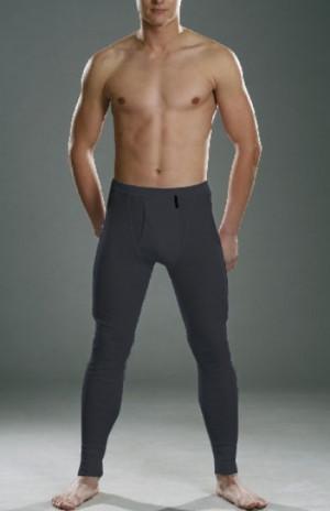 Podvlékací kalhoty AUTHENTIC THERMO 4-5XL černá 5XL