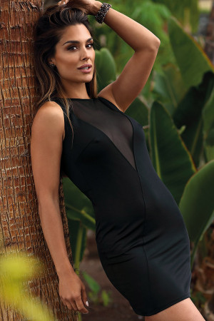 Sexy šaty model 137931 Axami