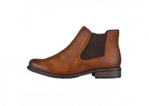 Kotníčková obuv RIEKER Z4994-24