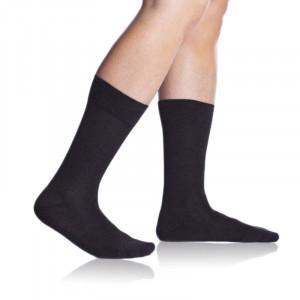 Pánské ponožky BAMBUS COMFORT SOCKS - BELLINDA - antracitový 39-42