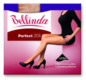 Punčochové kalhoty PERFECT TIGHTS 20 DEN - BELLINDA - černá 44-48 (L)