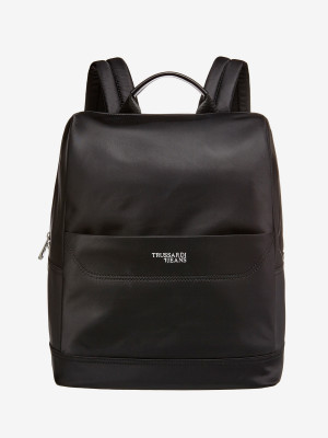 Batoh Trussardi Business City Backpack Md Nylon Černá