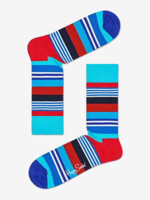 Ponožky Happy Socks Multi Stripe Sock 36-40 Barevná