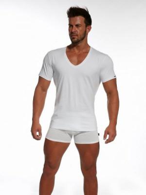 Cornette 203 New Pánské tričko L bílá