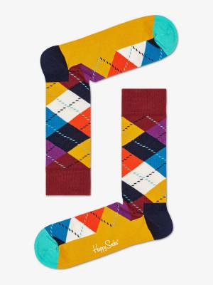 Ponožky Happy Socks Argyle Sock Barevná
