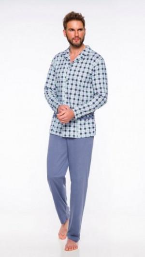 Taro Gracjan 788 plus '20 Pánské pyžamo 5XL jeans