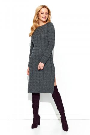 Denní šaty model 138121 Makadamia  UNI velikost