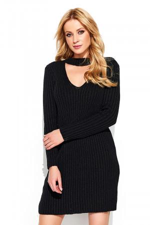 Krátké šaty  model 138127 Makadamia  UNI velikost