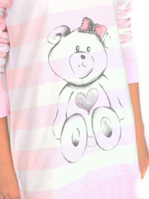 Dámské pyžamo SAB 42067 Sabrina růžová