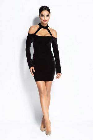 Dámské šaty 093 - Dursi  černá