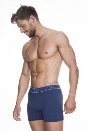 Julimex Carbon Tmavě modré Pánské boxerky L tmavě modrá
