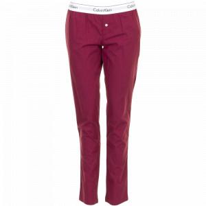 Dámské pyžamové kalhoty QS6158E-RJH červená - Calvin Klein červená