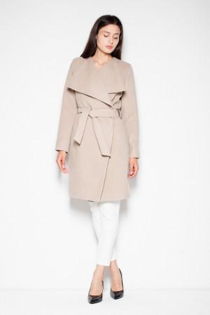 Dámský kabát VT041 - Venaton béžová