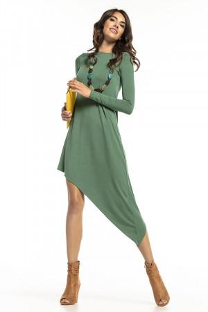 Dámské šaty T299 - Tessita  zelená 40/L