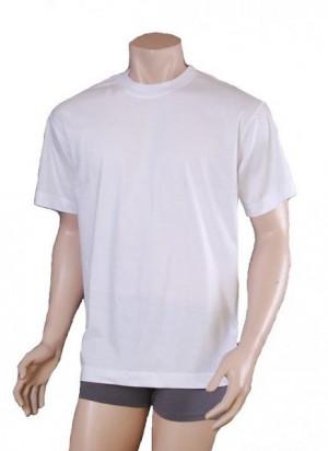 Gucio T-Shirt plus Tričko 3XL bílá